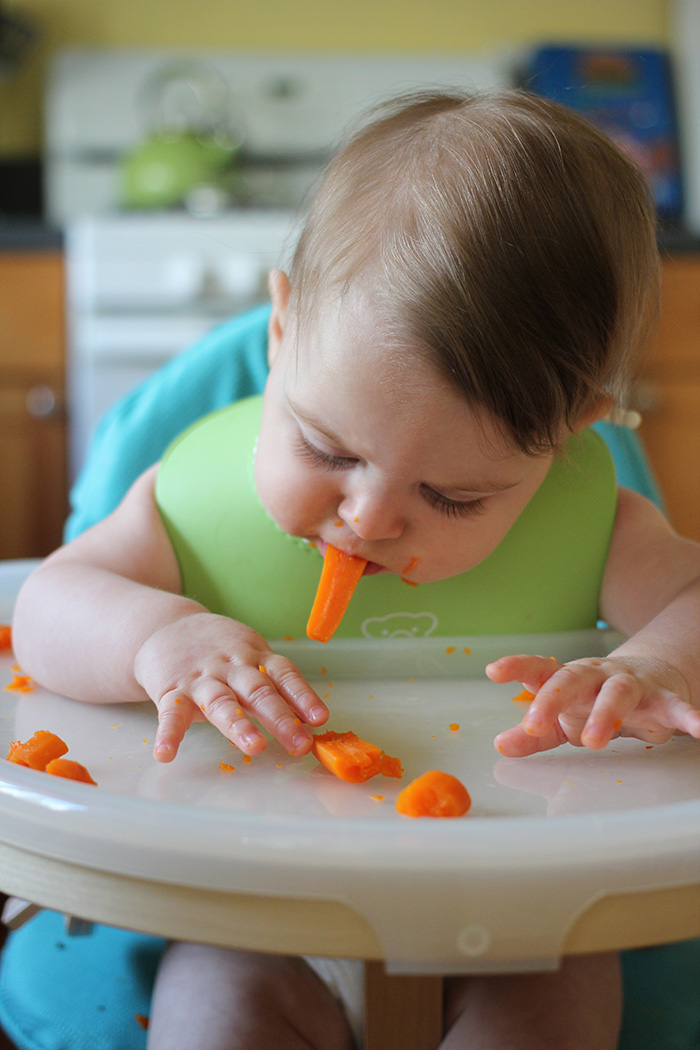 Food For Starting Baby Led Weaning