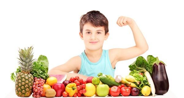 7 Immunity booster power foods for your child