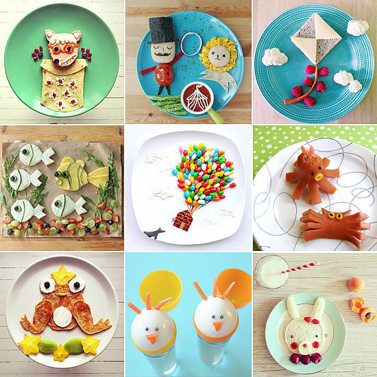 Creative Foods For Kids
