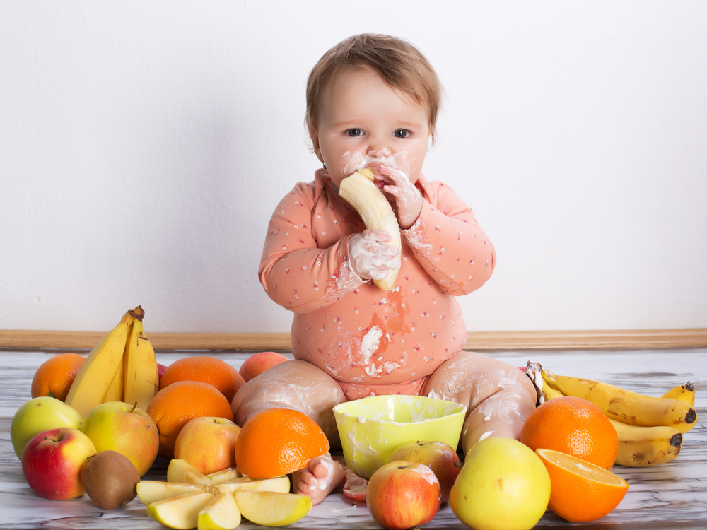 Healthy Food For Babies Above  Year