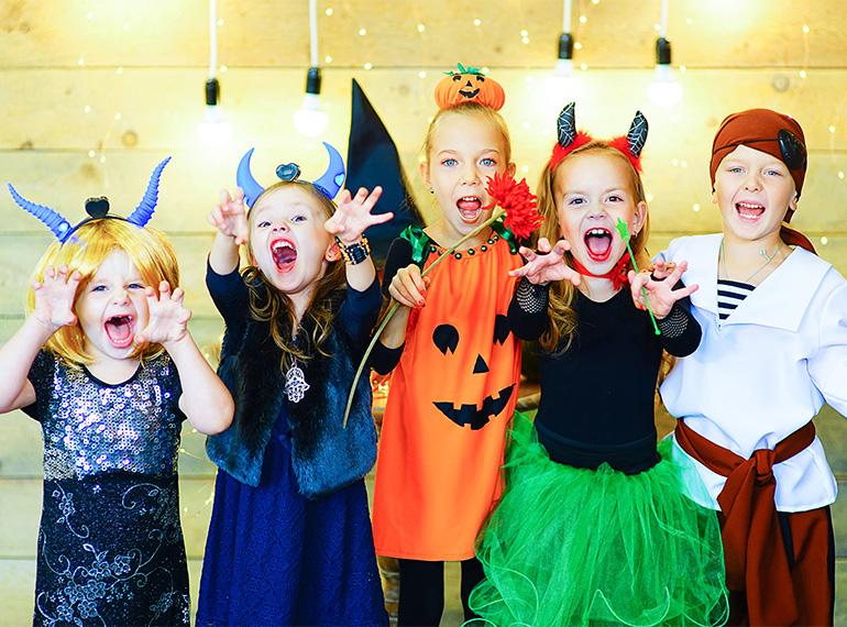 Halloween Kids.Top 9 Halloween Diwali Events For Kids