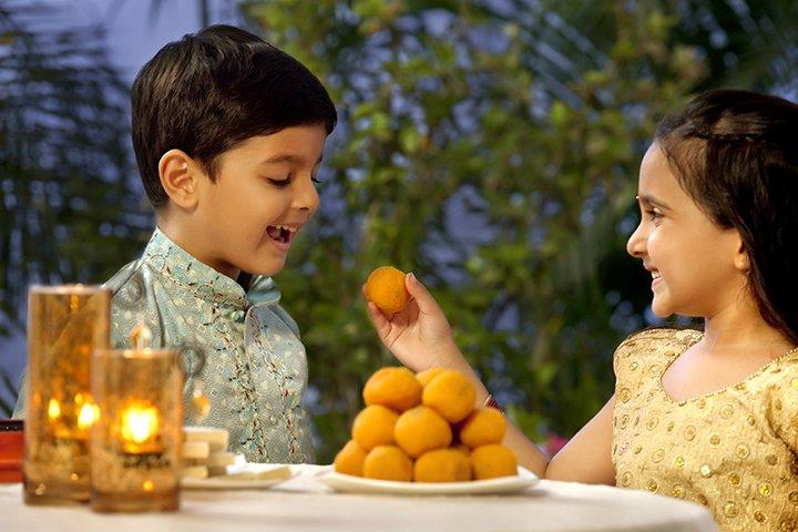 diwali sweet recipes for kids