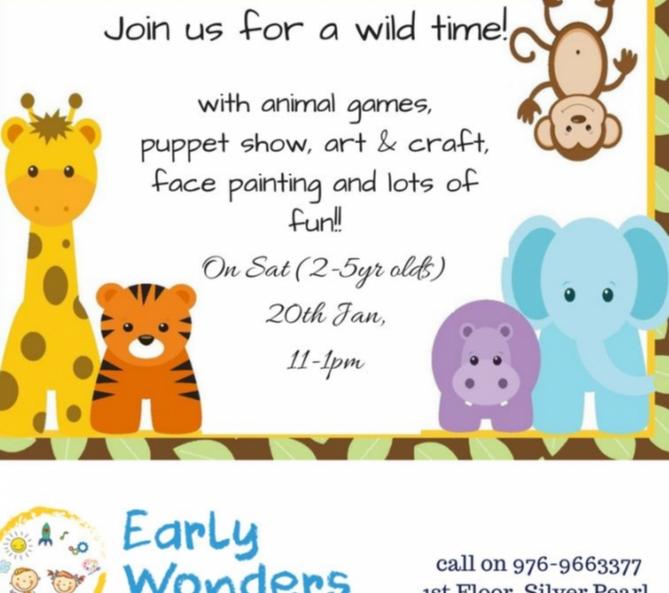 Early Wonders International Preschool
