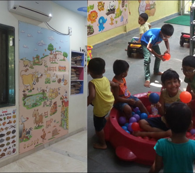 Prangan Playschool and Daycare