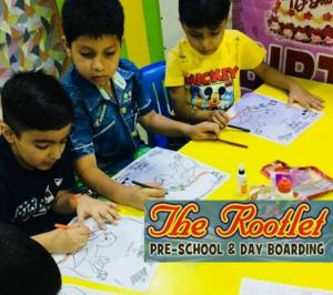 THE ROOTLET PRESCHOOL AND DAY BOARDING