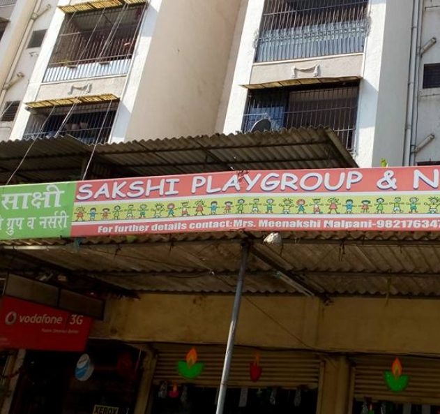 SAKSHI PLAYGROUP AND NURSERY Details, Fees, Discount