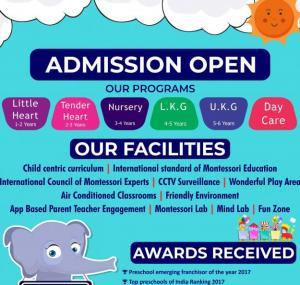 Cambridge Montessori Preschool & Daycare