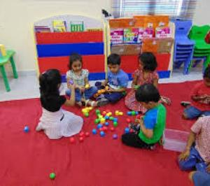 First Innings - The Play School Banjara Hills