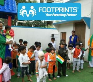 FOOTPRINTS: PLAY SCHOOL AND DAY CARE CRECHE