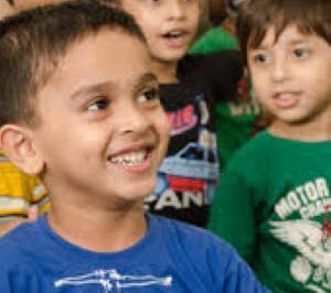 Glorious Happy Kids