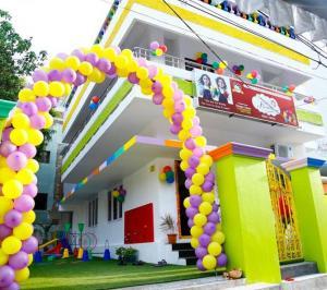Iris Florets Play School-  Banjarahills
