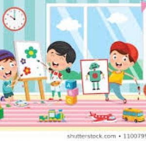 Kids zone daycare & pre school - Nerul