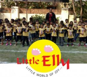 Little Elly Pre School - Platina