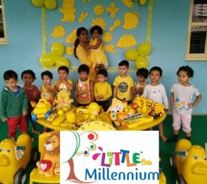 LITTLE MILLENNIUM PLAY SCHOOL - PEELAMEDU