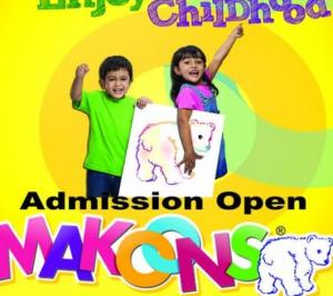 Makoons Play School, Daycare and Activity centre