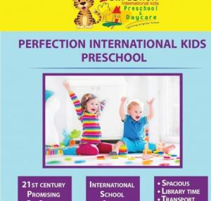 Perfection International Kids preschool