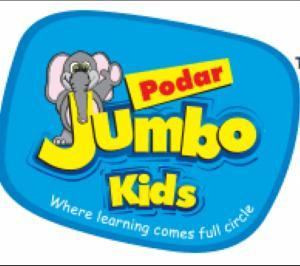 PODAR JUMBO KIDS PLUS - PRESCHOOL