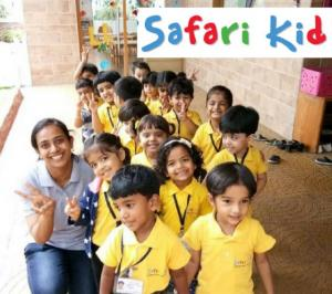 SAFARI KID - BANDRA