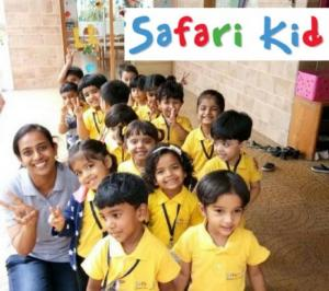 SAFARI KID - SADASHIV NAGAR