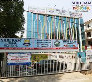 SHRI RAM GLOBAL PRE SCHOOL