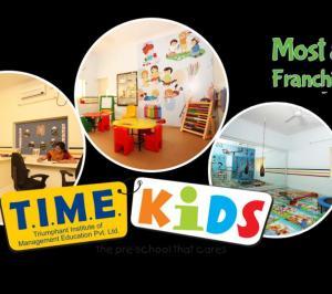 TIME Kids Preschool Playschool Kindergarten Daycare Kaloor