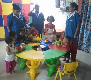 Tot Spot Daycare ( Preschool - Treehouse)